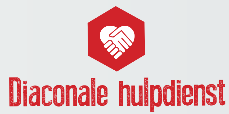 Logo diaconale hulpdienst